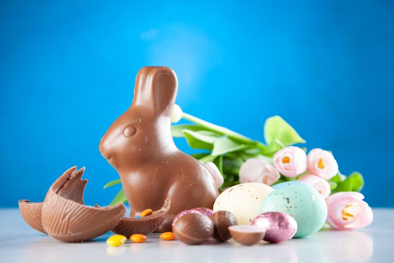 easter treats and foods harmful to pets